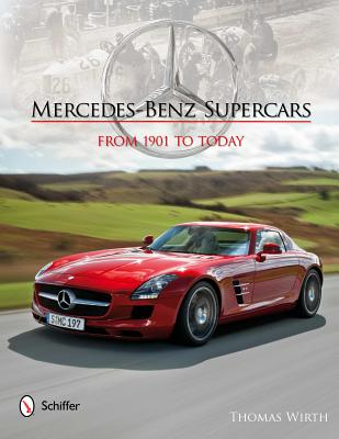 Mercedes-benz Supercars By Wirth, Thomas