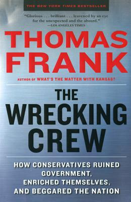 The Wrecking Crew By Frank, Thomas