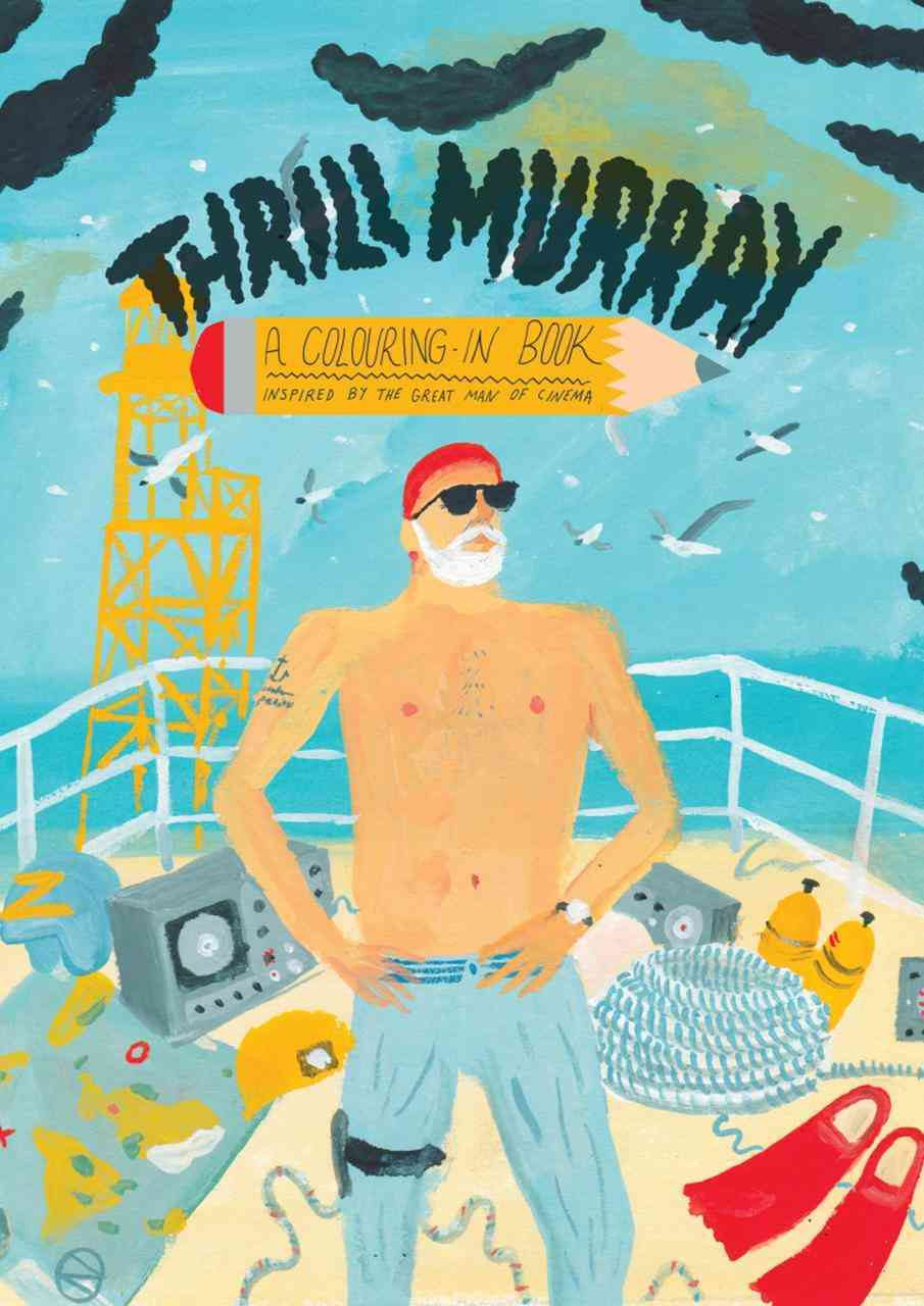 Thrill Murray By Coley, Mike (EDT)
